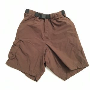 Boys Patagonia shorts XXS brown